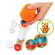 Mold DIY For Fruta Plástico Alta qualidade Gadget de Cozinha Criativa