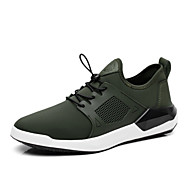 Men's Sneakers Spring Summer Fall Comfort Light Soles Leather Outdoor Casual Flat Heel Gore Running Shoes