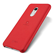 Para Ultra-Fina Áspero Capinha Capa Traseira Capinha Cor Única Rígida PC para XiaomiXiaomi Redmi Note 3 Xiaomi Redmi Note 4 Xiaomi Mi 5s