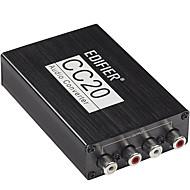 EDIFIER CC20 インチ 活発的 アンプ 1個 以下のために設計 ユニバーサル