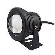 10w led vízalatti lámpa IP68 hideg / meleg fehér fény kút időzítés funkció medence tavacska akvárium akvárium DC12V