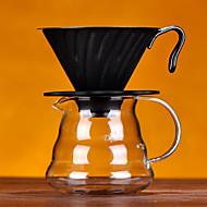 ml Rustfritt stål Kaffefilter , 2 kopper drypp Coffee Maker Gjenanvendelige