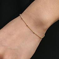 Bracelet Chaînes & Bracelets Alliage Forme d'Etoile Bohême Fait à la main Bijoux MovieMariage Soirée Anniversaire Fiançailles Regalos de