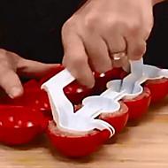 1 τμχ κεφτές DIY Mold For για κρέας Πλαστικό Υψηλή ποιότητα Δημιουργική Κουζίνα Gadget