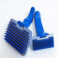 Cat Dog Grooming Cleaning Brush Comb Brush Pet Grooming Supplies Waterproof Portable Multi color