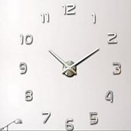 Zegar ścienny - Akrylowy/Metal - Modern / Contemporary - Nowość
