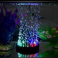 Akvaariot LED-valaistus Monivärinen Energiansäästö Äänetön LED-lamppu 220V