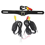 Parking Assistance System Wireless Car Rear View Camera Auto 12LED CCD 1080P HD RearView Reverse Universal Backup Camera Waterproof Night Vision
