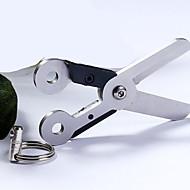 Multifunkční nůžky Turistika Kempink Cestování Outdoor Kapsa Multifunkční Slitina ks
