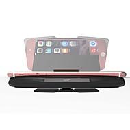 ziqiao universele auto gps hud head up display houder fotc Qi standaard draadloze oplader voor android samsung huawei LG slimme mobiele