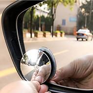 Espelho de Automotivo Contemporâneo Prateado,Alta qualidade Espelho