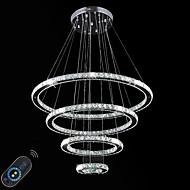 Riipus valot ,  Moderni Traditionaalinen/klassinen Galvanoitu Ominaisuus for Kristalli LED Dinmable MetalliLiving Room Makuuhuone