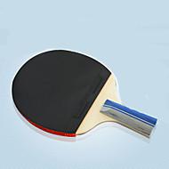 Ping Pang/卓球ラケット Ping Pang/卓球ボール Ping Pang ラバー ロングハンドル にきび 2 ラケット 3 ピンポン球 1 卓球バッグ 屋外 性能 練習 レジャースポーツ