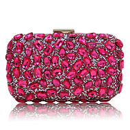 Women PU Polyester Formal Event/Party Wedding Professioanl Use Evening Bag Handbag Clutch More Colors