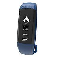 smart bandet puls blodtrykk puls meter armbånd treningsklokke smartband for iOS Android