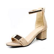 Sandály-PU-D´Orsay-Dámské--Kancelář Šaty Party-Kačenka Block Heel