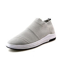 Men's Sneakers Spring Summer Fall Winter Comfort Light Soles Twill Office & Career Casual Gore Walking