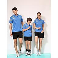Set di vestiti/Completi-Badminton-Unisex-Asciugatura rapida Comodo-Giallo Rosso Blu Arancione