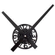 Moderne/Contemporain Décontracté Nautique Vacances Horloge murale,Nouveauté Métal Bois 12*30 Intérieur/Extérieur Intérieur Horloge