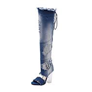 Γυναικείο-Μπότες-Γάμος Ύπαιθρος Γραφείο & Δουλειά Φόρεμα Καθημερινό Αθλητικά Πάρτι & Βραδινή Έξοδος-Τακούνι Στιλέτο-Ανατομικό Πρωτότυπο