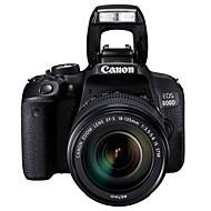canon® eos 800d ef-s 18-135mm f / 3.5-5.6은 stm slr 디지털 카메라입니다.