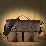 Men Canvas Outdoor Shoulder Bag