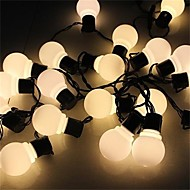 4m nieuwigheid 20 geleid globe aansluitbaar slinger partij bal reeks lampen voor fairy huwelijk tuin hanger krans