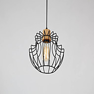 Pendant Light ,  Traditional/Classic Rustic/Lodge Vintage Country Painting Feature for LED Metal Living Room Bedroom Dining Room Kids Room