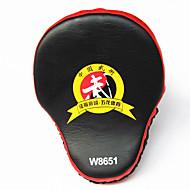 Trening siłowy czarny / czerwony sanda / boxing pu bokserski