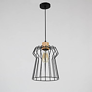 Pendant Light ,  Modern/Contemporary Rustic/Lodge Vintage Country Painting Feature for LED MetalLiving Room Bedroom Dining Room Study