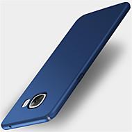 のために つや消し ケース バックカバー ケース ソリッドカラー ハード PC のために Samsung A3(2017) A5(2017) A7(2017)