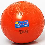 כדור כושר פאוורבול התעמלות וכושר אימון כוח גומי