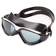 Óculos de NataçãoAnti-Nevoeiro Anti-Roupa Á Prova-de-Água Tamanho Ajustável Proteção UV Resistente a Arranhões Anti-Estilhaços Correira