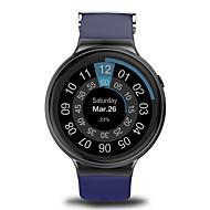 yyi4 Smartwatch android støtte 3g wifi gps pulsmåler 1,39 tommers skjerm 1gb ram 8gb rom telefon