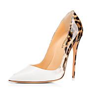 Femme-Mariage Bureau & Travail Habillé Soirée & Evénement--Talon Aiguille-club de Chaussures-Chaussures à Talons-Polyuréthane