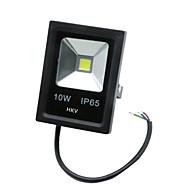1 pcs hkv® 10w 850-950lm 2800-3200k 6000-6500k branco quente frio branco levou projector (ac 85-265v)