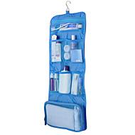 1 Pça. Organizador de Mala Bolsa Necessaire Prova-de-Água Portátil Dobrável Multi funções Organizadores para Viagem para Prova-de-Água