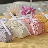 100 Stück / Set Geschenke Halter-Kreativ Perlenpapier Geschenkboxen Nicht personalisiert