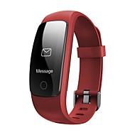 Id107 plus wasserdicht sport smart Herzfrequenz Monitor Armband Schrittzähler Hitze Zähler Wristband