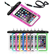 >1 L Vízálló Dry Bag Utazás Duffel Kempingezés és túrázás Halászat ÚszásVízálló Folyadéktároló Telefon/Iphone Lebegő Viselhető Beleértve