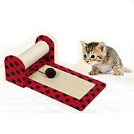 猫用おもちゃ ペット用おもちゃ インタラクティブ スクラッチマット 耐久