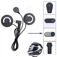 freedconn mini usb motorkerékpár intercom kiegészítők puha fülhallgató fülhallgató mikrofonnal FDC-t 01vb-comvb TCOM-sc colo TCOM-02