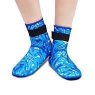 Su Çorapları Unisex Sıcak Tutma Dış Mekan Performans Dalış
