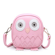 Kids' Bag Cute Girl Spring Outing Child Bag Baby PU Mini Shoulder Bag