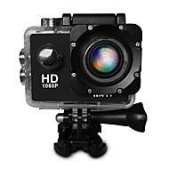SJ4000 Action cam / Sport cam 20MP 4608 x 3456 Wi-fi Regolabile Senza fili Grandangolo 30fps ± 2EV CMOS 32 GB Formato H.264Scatto singolo