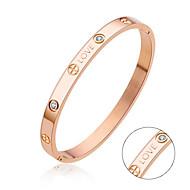 EBay aliexpress supply titanium bracelet cross Korean classic Valentine's Day gifts