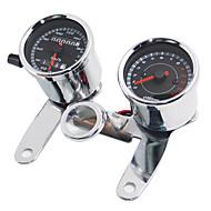 Τροποποιημένο μοτοσικλέτα συναρμολογημένο όργανο τροποποιημένο οδήγησε χιλιομετρική τροποποιημένο ταχύμετρο