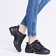 Sapatos de Dança(Cinza / Dourado) -Masculino-Não Personalizável-Tênis de Dança / Moderna