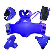 Borst- & ribbescherming voor Taekwondo Boksen Heren Beschermend PU (polyurethaan)