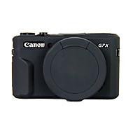 Jedno rame-Slučaj-Digitalni fotoaparat- saKanon-- (Crn Narančasta Siva)